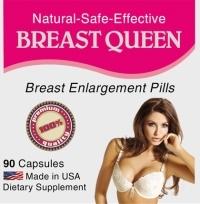 Hỗ trợ tăng kích thước vòng 1 Breast Queen