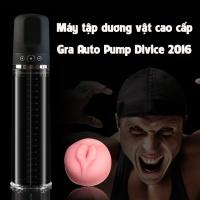 Máy tập dương vật cao cấp chính hãng GRA Auto Pumps Divice New 2016