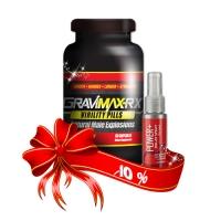 Thuốc cường dương GraviMax - RX